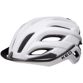KED Champion Visor Kask rowerowy, sand matte